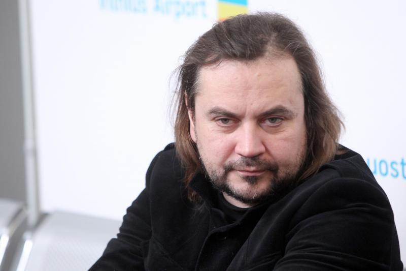 Pastatęs spektaklį apie emigraciją režisierius O.Koršunovas emigruoja