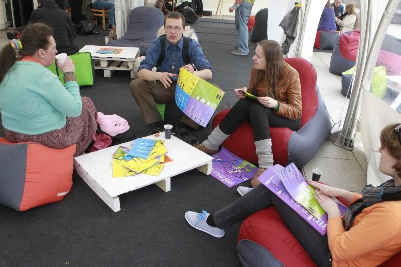 """Festivalis """"Išeik į aikštę"""" jaunimą kviečia kurti neeilinį gyvenimą"""