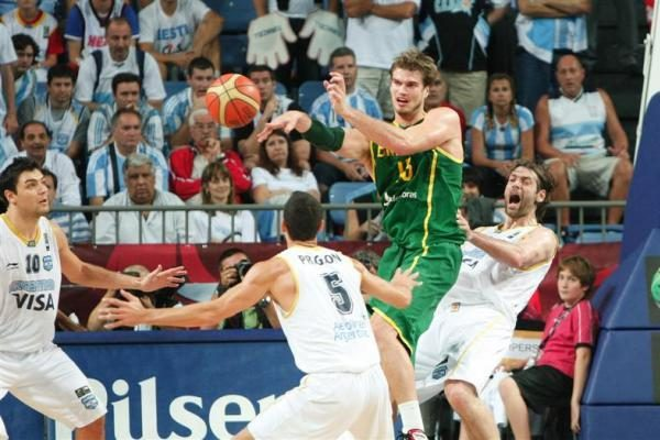 Lietuvių varžovai ketvirtfinalyje - Argentinos krepšininkai