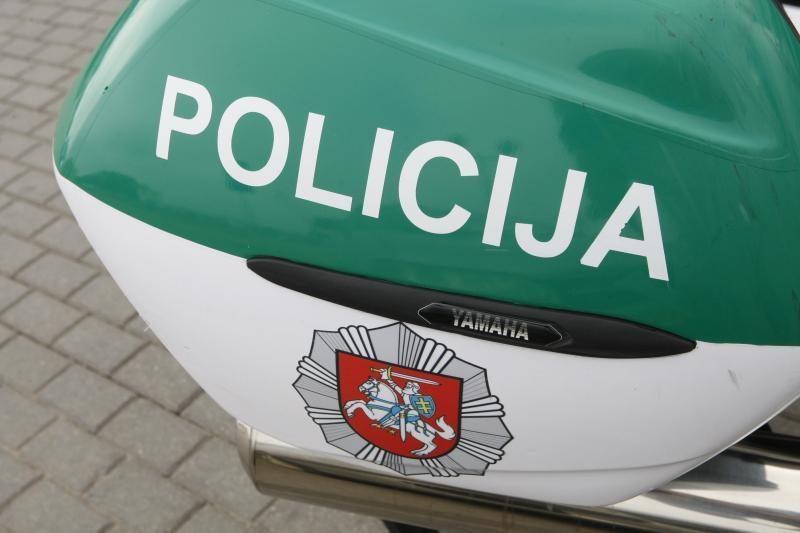 Vairuotoją užmušęs biržiškis pabėgo iš įvykio vietos