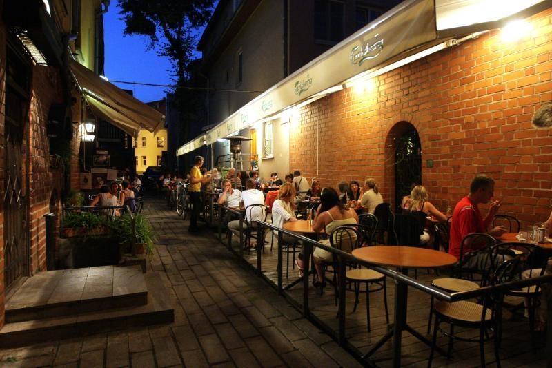 Klaipėdos viešbučių ir kavinių pardavimai vasarą išaugo trečdaliu