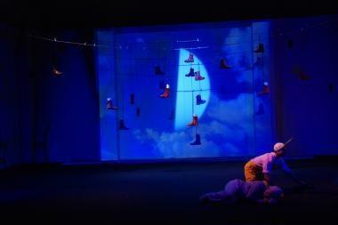 Vilniaus mažasis teatras pristato spektaklius vaikams