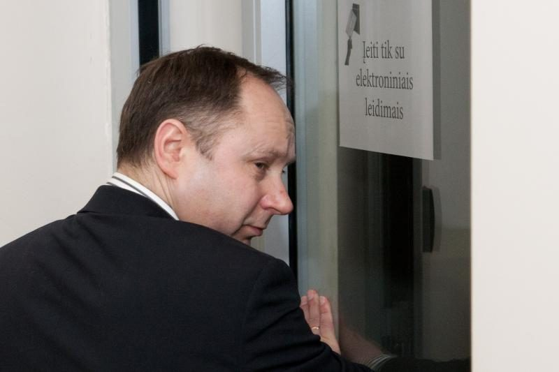 """Prašoma ištirti R.Vaišnoro veiklą dėl banko """"Snoras"""" nacionalizavimo"""