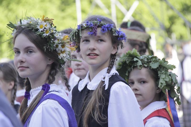 Dainų šventės organizavimui skirta 5,3 mln. litų