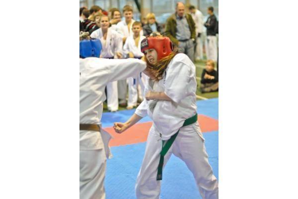 Klaipėdiečiams karatė kiokušin varžybose – 102 medaliai