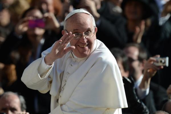 Popiežius lankydamasis Brazilijoje atsisakys šarvuoto automobilio