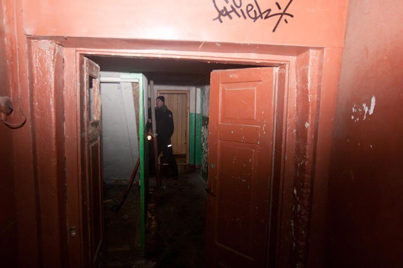Per gaisrą Vilniaus centre žuvo du žmonės