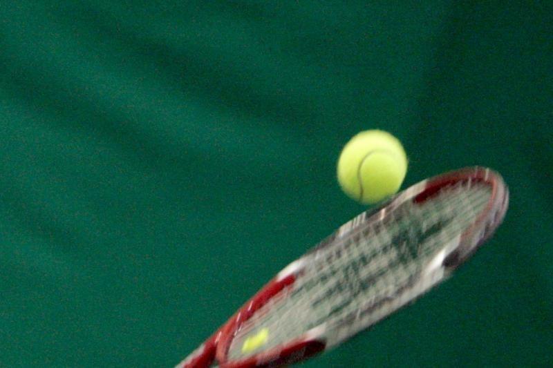 """Lietuviai pergalingai pradėjo """"Challenger Tour"""" serijos teniso turnyrą"""