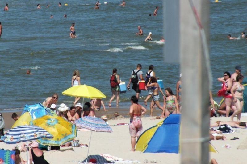 Girulių paplūdimyje pasiklydo darželinukas
