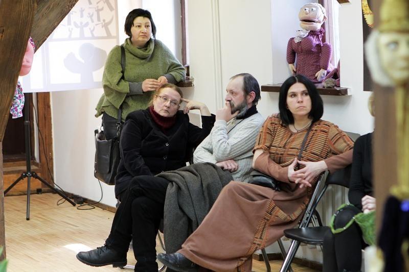 Lėlininkų dieną Klaipėdos lėlių teatras sulauks garbių svečių