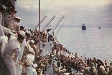 70-osioms Antrojo pasaulinio karo metinėms - šiemet sukurta dokumentika