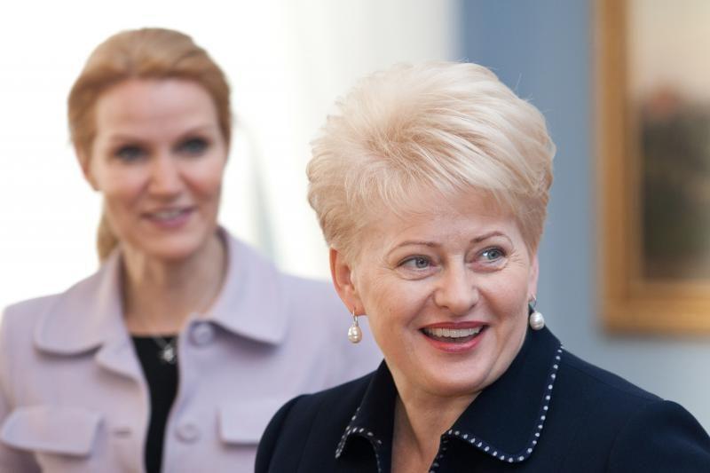 Prezidentė metinį pranešimą Seime skaitys birželio 7-ąją