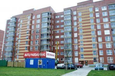 Balandį butų pardavėjai taikė 10 proc. nuolaidą