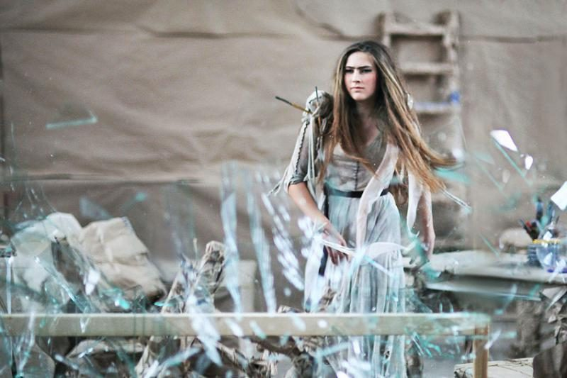 Popmuzikos debiutantė NOTA stojo prieš fotografo objektyvą