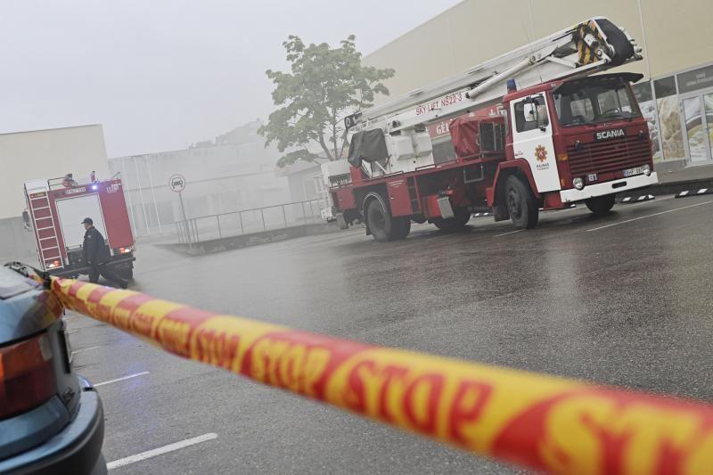 """Po gaisro, per kurį žuvo du žmonės, """"Girstutis""""  atnaujina veiklą"""