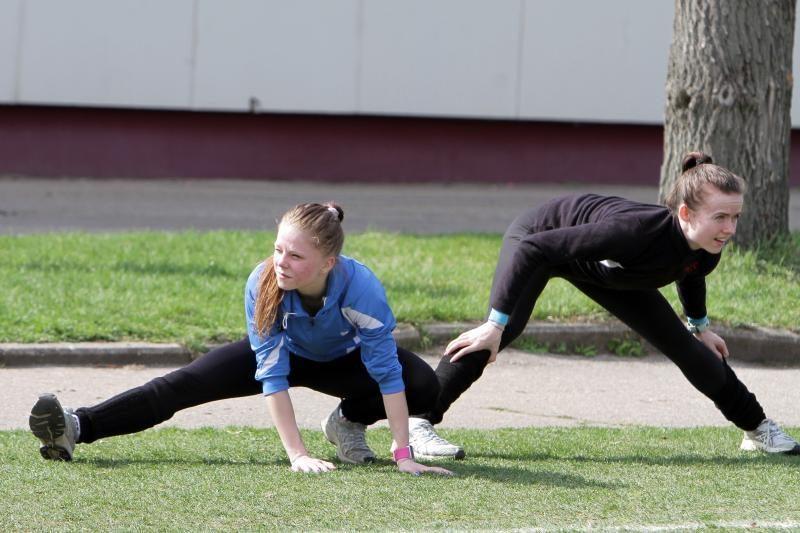 Drama Klaipėdoje surengtame Lietuvos kroso čempionate