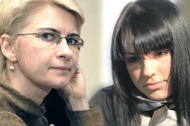 N.Venckienė prašys sustabdyti bylą su kuo turi gyventi mergaitė