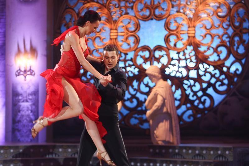 """""""Kviečiu šokti"""" konkursą laimėjo K. Niemycko ir D. Dimša"""