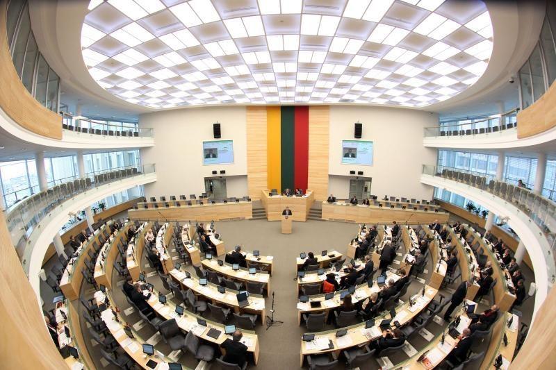 VRK registravo šešių partijų kandidatus rinkimams į Seimą