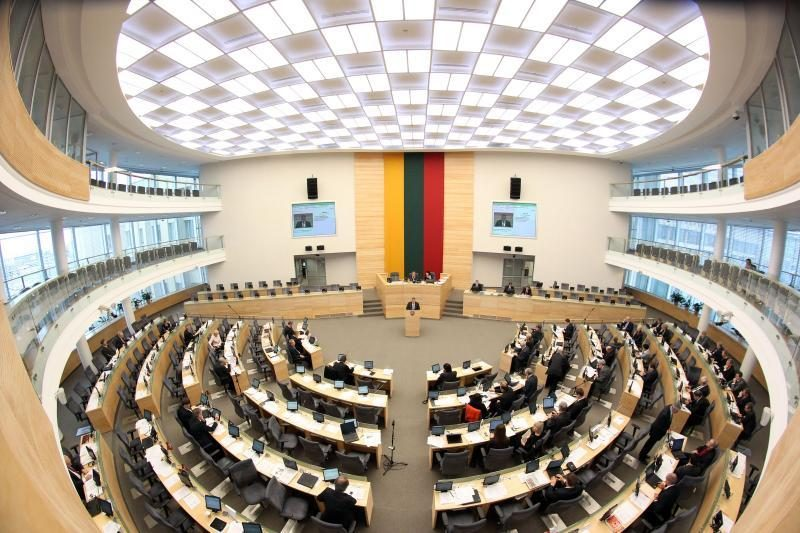 Seimas svarstys siūlymą seniūnijoms suteikti daugiau teisių ir lėšų