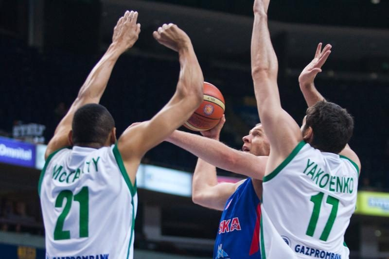VTB Vieningosios lygos taurę į viršų kėlė CSKA