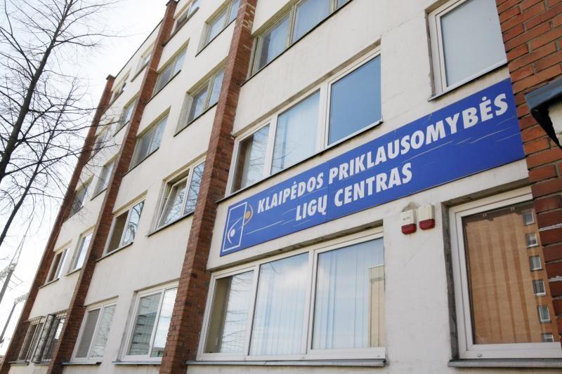 Savivaldybė atsisako Klaipėdos priklausomybės ligų centro
