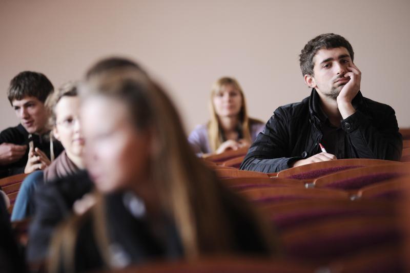 Konstitucijos egzaminas Kauno jaunimo neišgąsdino