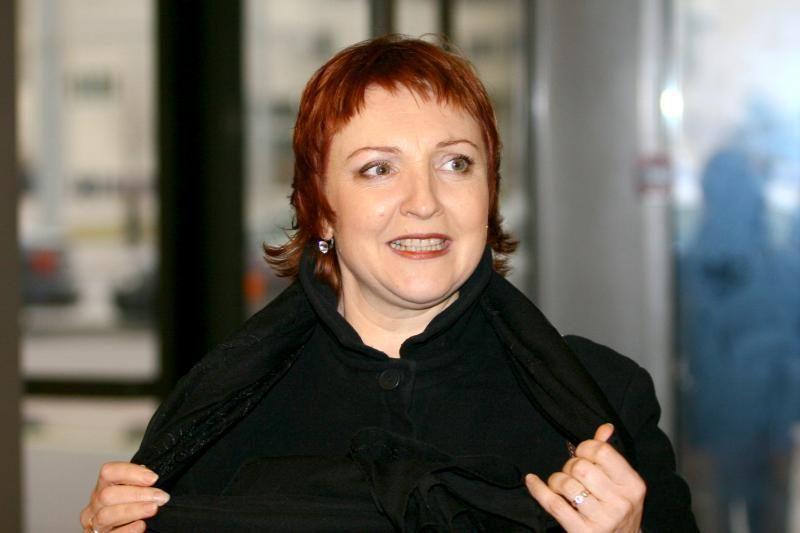 Seimo narė A.Baukutė per savaitę dukart įkliuvo policijai