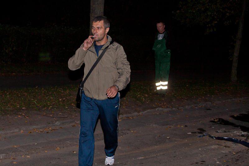Vilniuje girtas vairuotojas sužalojo du vaikus