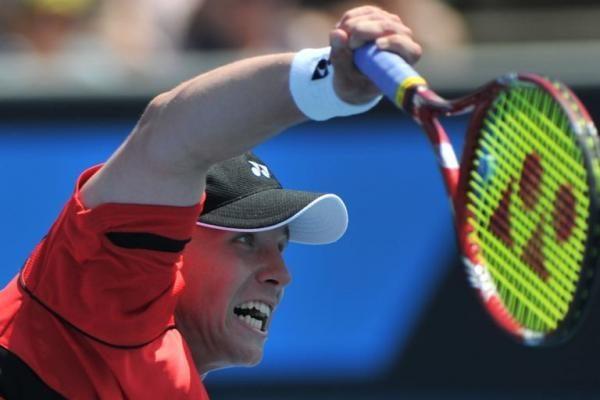 ATP reitinge Ričardas Berankis prarado poziciją