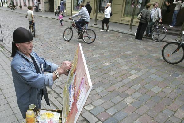 Kauno senamiesčio šventė: šįkart ieškokite Paryžiaus (papildyta)