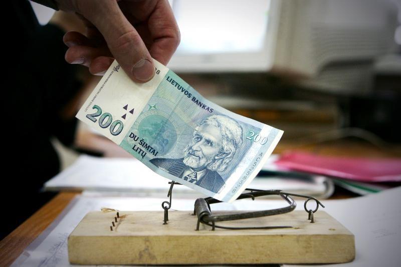Vyriausybė apsisprendė neberiboti valstybinių pensijų