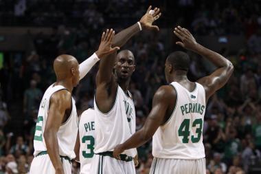 """""""Celtics"""" nuo NBA čempionų titulo skiria viena pergalė"""
