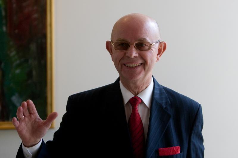 Geriausiu šalies meru išrinktas Antanas Vinkus