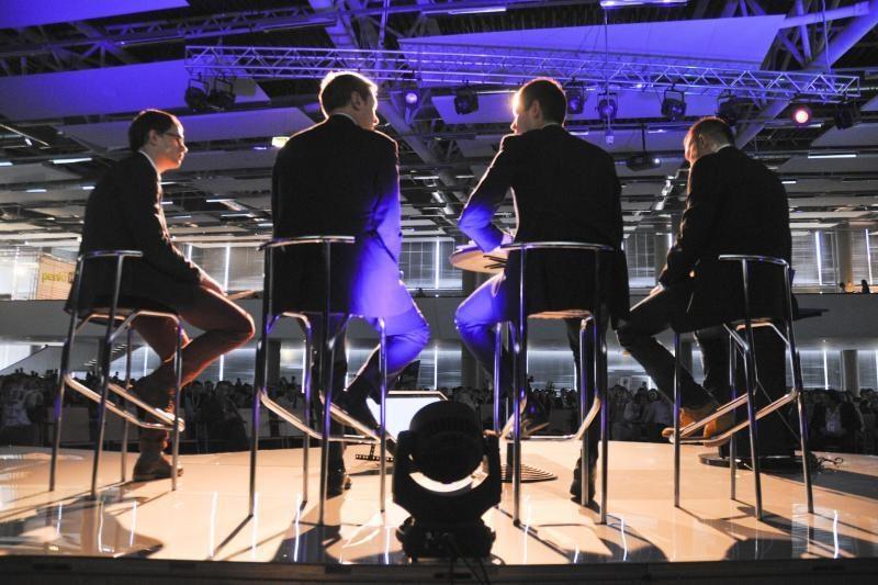 A.Zuokas: po trejų metų Vilniuje išmanumo bus dar daugiau