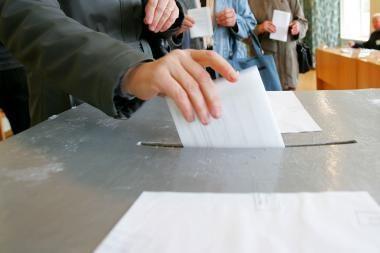 Lietuvoje antrą kartą vyksta rinkimai į Europos Parlamentą