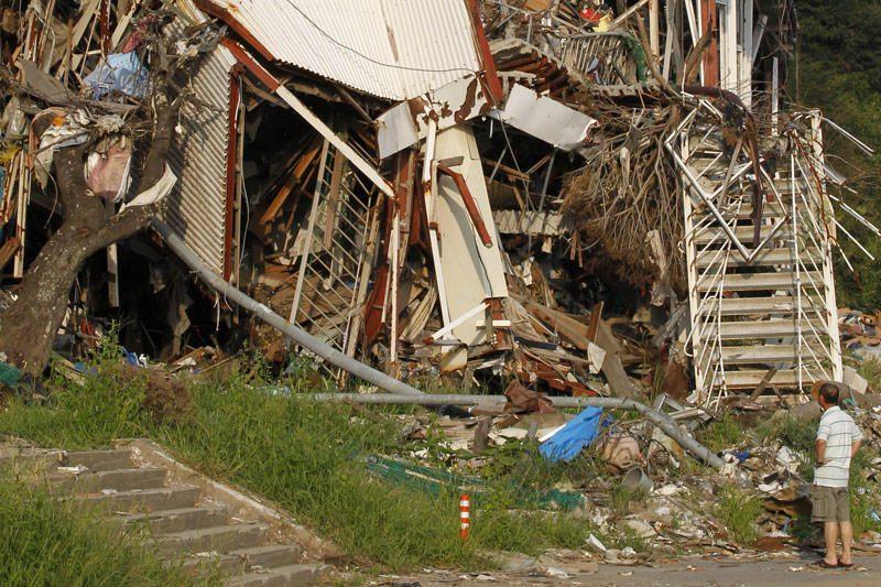 Japoniją sukrėtė stiprus žemės drebėjimas, cunamio pavojaus nėra