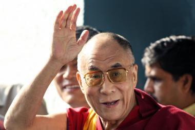 """Prekybą su Kinija veikia """"Dalai Lamos efektas"""""""