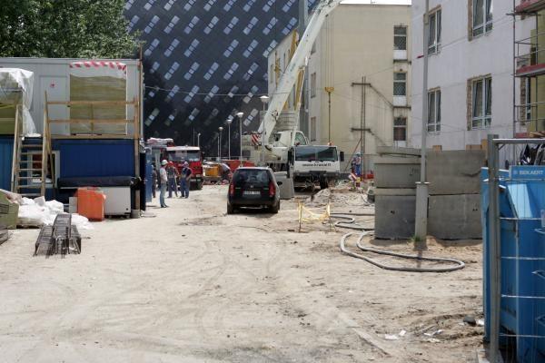 Prie prokuratūrų pastato Vilniuje rastas sprogmuo