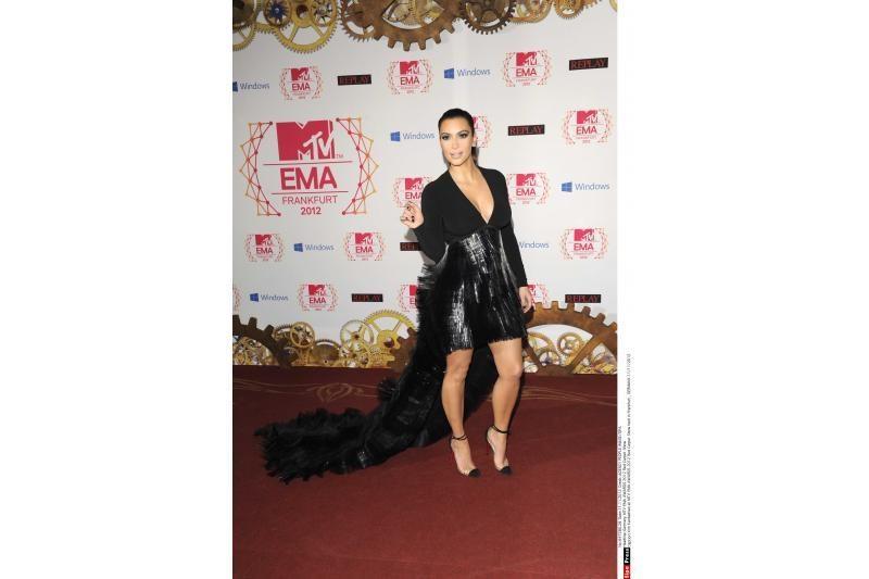 K. Kardashian internete kelia didžiausią susidomėjimą