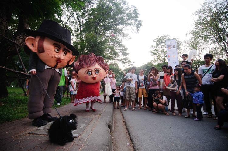 Per Jūros šventę į Klaipėdą kvies gatvės cirko festivalis