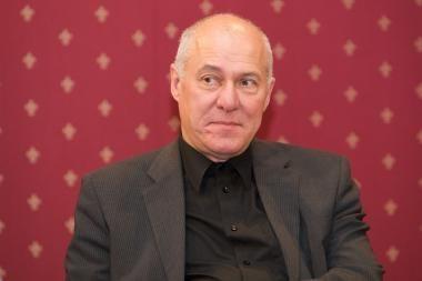 Vladimiras Prudnikovas - atvirai apie didžiausią savo gėdą