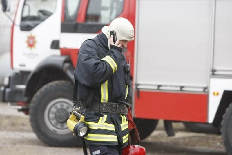 Klaipėdietės nuorūka daugiabučio namo bute sukėlė gaisrą