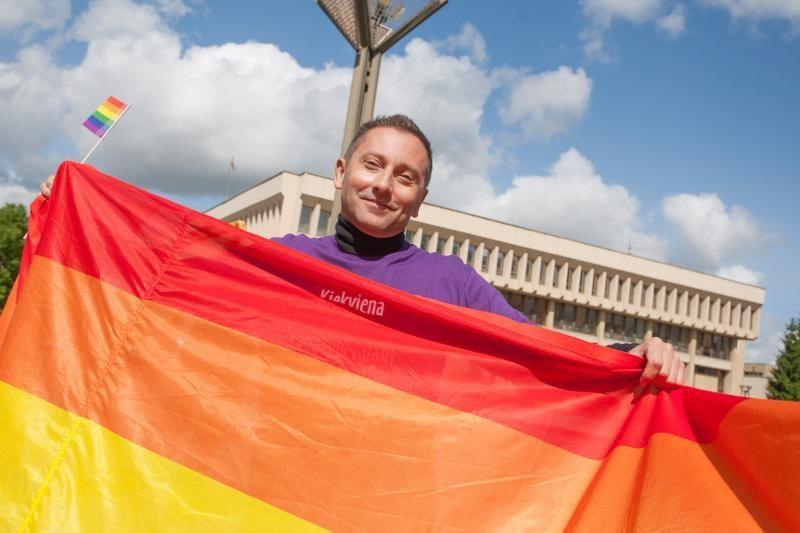 Seksualinių mažumų eitynių Vilniuje nebus