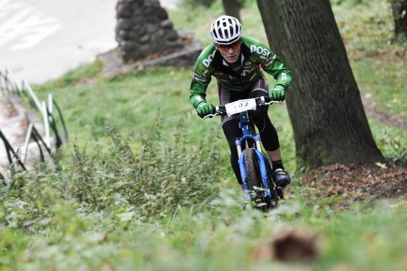 Kalnų dviračiais greičiausiai skriejo kauniečiai