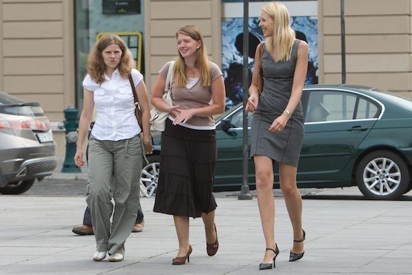 Vilniaus gatvės mada: daugėja išradingo jaunimo