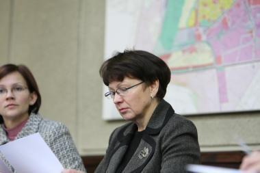 Klaipėdos liberalai nepatenkinti  K.Vintilaite