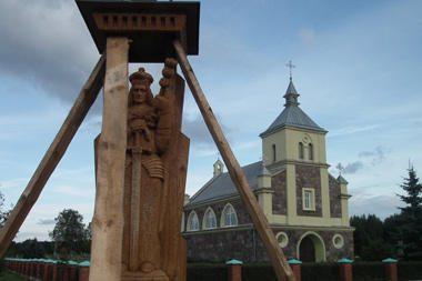 Pelesoje atidengiamas paminklas Vytautui Didžiajam