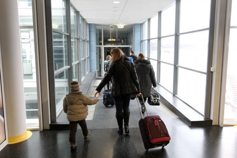 Lietuvoje ir Latvijoje turistų skaičius augo sparčiausiai Europoje