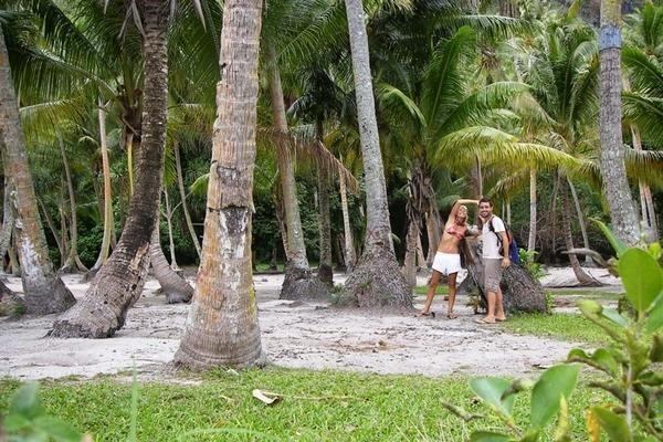 """""""Ragainės II"""" įgulos įspūdžiai iš Polinezijos salų"""
